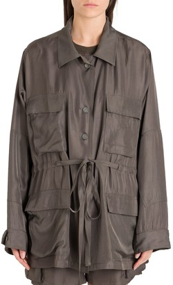 P.A.R.O.S.H. Cady Safari Jacket