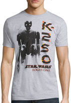 Novelty T-Shirts Short Sleeve Star Wars Tv + Movies Graphic T-Shirt