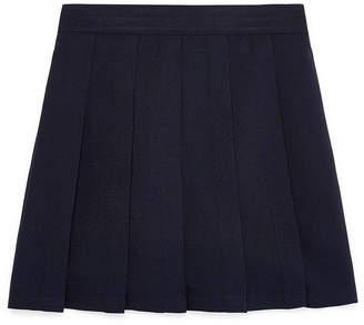 Izod EXCLUSIVE Exclusive Girls Comfort Waistband Short Scooter Skirt