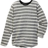 Sovereign Code Stripe Sweater (Big Boys)