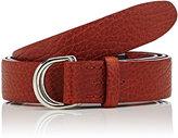 Felisi Men's Grained Leather Belt-TAN
