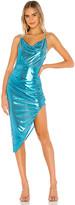 superdown Florence Drape Front Dress