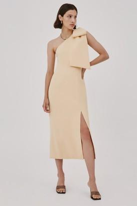 C/Meo VALANCE DRESS Butter