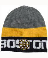 Reebok Boston Bruins Player Knit Hat