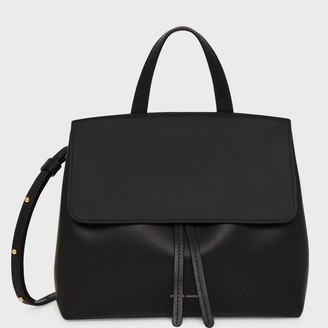 Mansur Gavriel Mini Mini Lady Bag - Black/Blu