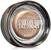 Maybelline Colour Tattoo 24 Hour Eye Shadow - On and On Bronze (Number 35) by