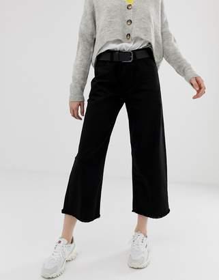 Daisy Street wide leg skater jeans