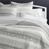 Crate & Barrel Oleana Quilts and Pillow Shams