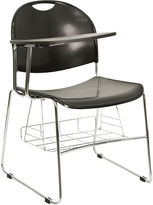 Asstd National Brand Stationary Tablet Arm Chair