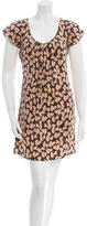 Diane von Furstenberg Esteban Silk Dress