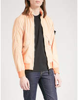 Stone Island Concealed-hood shell jacket