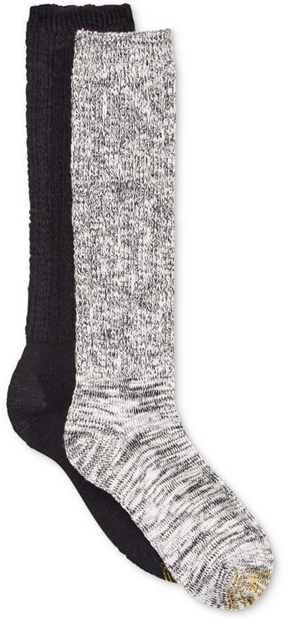 Gold Toe Women's 2-Pk. Boot Socks