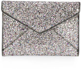 Rebecca Minkoff sequin envelope clutch - women - Leather - One Size