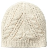 Banana Republic Sparkle Cable-Knit Beanie