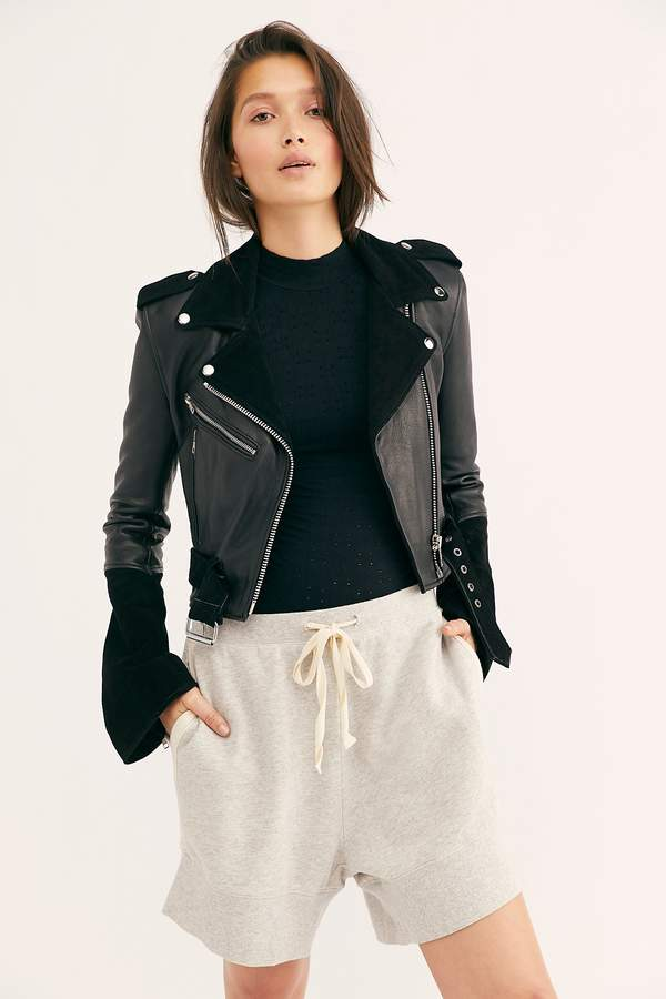 dba34feff0e5 Free People Women's Leather Jackets - ShopStyle