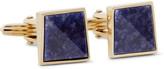 Lanvin - Gold-plated Sodalite Cufflinks