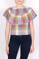 Ace&Jig Madras Clifton Top