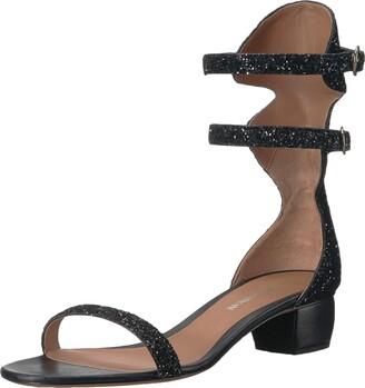 Emporio Armani Women's Double-Ankle Strap Sandal Pump