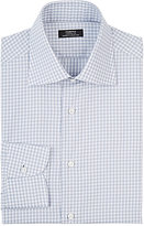 Fairfax Men's Gingham Shirt-GREY