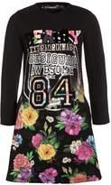 Desigual MONTPELIER Jersey dress black