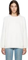 6397 Off-white Merino Raglan Sweater