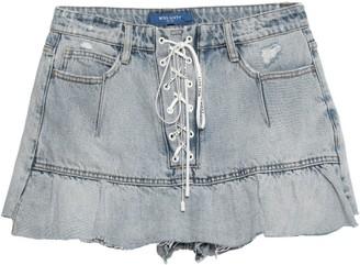 Miss Sixty Denim skirts
