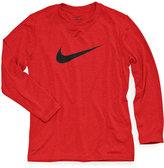 Nike Boys' Long Sleeve Dry-FIT Legend T-Shirt