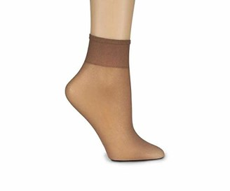 Leggs L'eggs Women's Everyday Ankle High Sheer Toe
