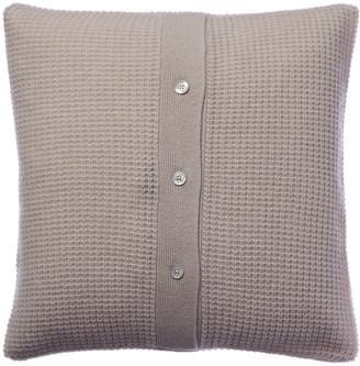 Sofia Cashmere Sofiacashmere Thermal Cashmere Pillow Cover