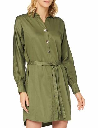 Pieces Women's PCNIROSSA LS Shirt Dress
