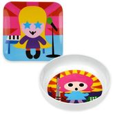 French Bull Rock Star Kids' Dinnerware Collection