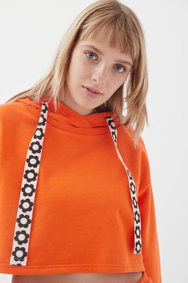 Out From Under Dalia Cropped Hoodie Sweatshirt