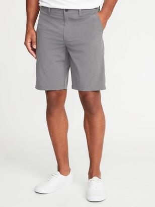 Old Navy Slim Hybrid Performance Shorts for Men - 10-inch inseam