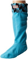 Hunter Geometric Dazzle Boot Sock
