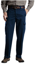 """Dickies Men's Relaxed Straight Fit Cargo Work Pant 34"""" Inseam"""