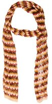 Missoni Twisted Stripe Knit Scarf