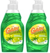 Gain Ultra Dishwashing Liquid