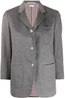 Thom Browne Classic Single Breasted Blazer