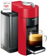 De'Longhi Delonghi Nespresso Vertuo Coffee & Espresso Single-Serve Machine