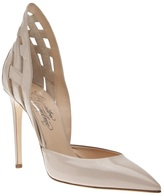 Alejandro Ingelmo pointy toe pump