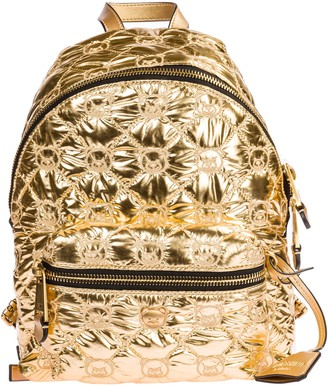 Moschino Teddy Quilted Backpack