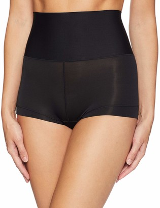 Maidenform Womens Tame Your Tummy Boyshorts Shapewear Briefs