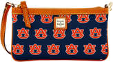 Dooney & Bourke Auburn Tigers Large Wristlet