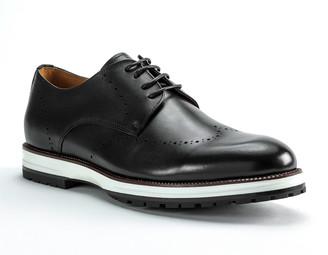 Ike Behar Men's Callum Hybrid Leather Wing-Tip Derby Shoes