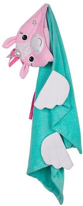 Zoocchini Toddler Towel, Allie The Unicorn