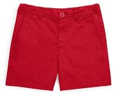 Moncler Boy's Twill Trouser Shorts - Sizes 4-14