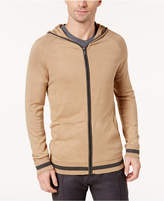 Ryan Seacrest Distinction Men's Modern-Fit Sweater Hoodie, Created for Macy's