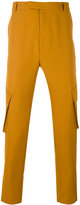Cmmn Swdn Dakota cargo trousers - men - Wool - M