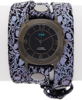 La Mer Women's Midnight Sparkle Odyssey Watch