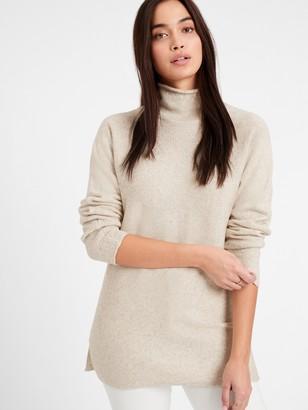 Banana Republic Funnel-Neck Sweater Tunic